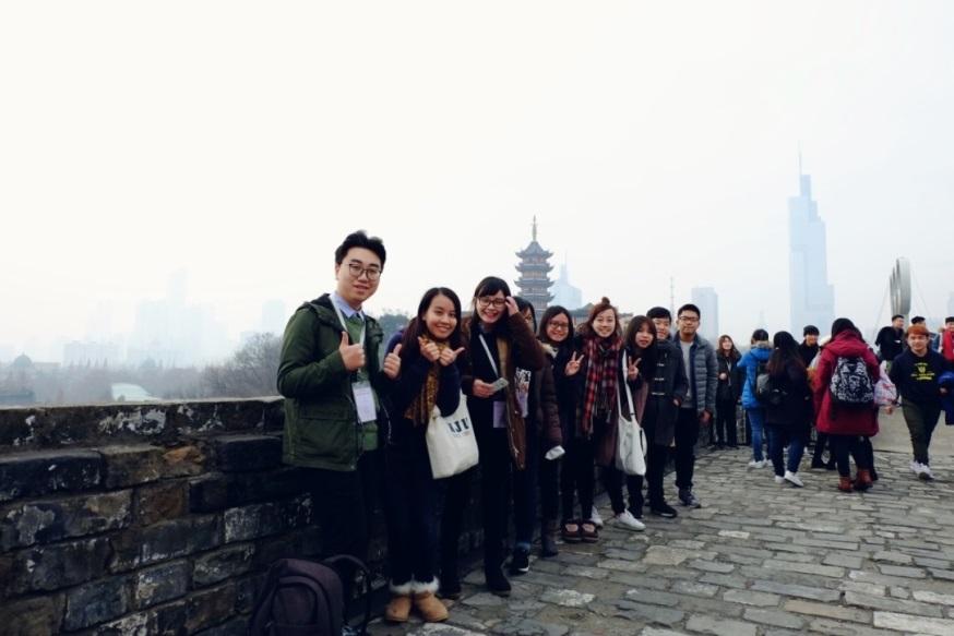 【南京大學】 寧港澳大學生歷史文化遺產探尋之旅——古建篇